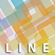 12 Colorful Line Backgrounds Vol.1