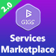 Gigs - Services Marketplace