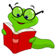 Book Worm - GraphicRiver Item for Sale