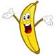 Cheerful Banana - GraphicRiver Item for Sale