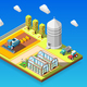 Agricultural Isometric Design Concept