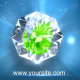 Diamond Glamour Logo - VideoHive Item for Sale