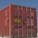 Cargo Container Loop - VideoHive Item for Sale