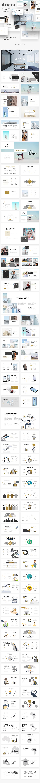 Anara Creative Google Slide Template - Google Slides Presentation Templates