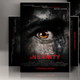 Horror Movie Poster Template - GraphicRiver Item for Sale