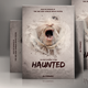 Haunted Movie Poster Template - GraphicRiver Item for Sale