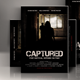 Captured Movie Poster Template - GraphicRiver Item for Sale