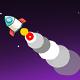 Rocket Flying - VideoHive Item for Sale