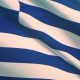 Greece Flag on the Clouds - VideoHive Item for Sale