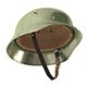 German helmet M-35