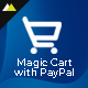 Magic Cart - Shopping Cart for Adobe Muse with PayPal