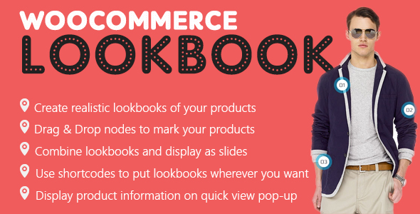 WooCommerce LookBook - Shoppable with Product Tags - Shop by Instagram