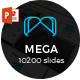 Mega- Google Slides Templates - GraphicRiver Item for Sale