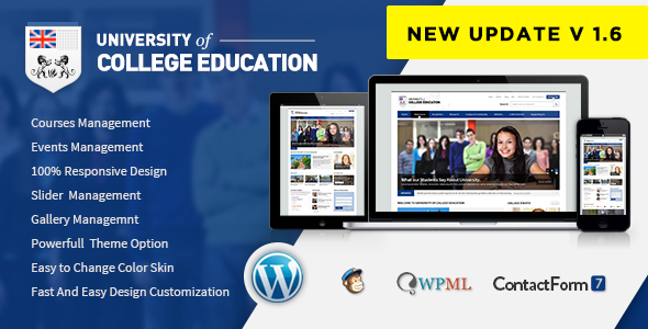Top 30+ Best Education WordPress Themes [sigma_current_year] 30