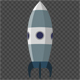 Space Rocket - VideoHive Item for Sale