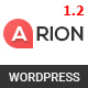 Arion - Responsive Multi-purpose WordPress Theme - ThemeForest Item for Sale