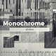Monochrome Slideshow - VideoHive Item for Sale