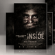 Crime Or Horror Movie Poster - GraphicRiver Item for Sale