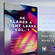 Flares and Light Leakes vol.1 - VideoHive Item for Sale