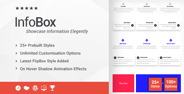 Info Box Addon for WPBakery Page Builder (formerly Visual Composer) - CodeCanyon Item for Sale