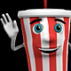 Fast Food Paper Cup Cartoon Mascot (4-Pack) - VideoHive Item for Sale