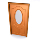 Door 110 x 210 x 8 - 3DOcean Item for Sale