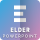 Elder – A Project Status Report PowerPoint Template - GraphicRiver Item for Sale