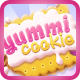 Yummi Cookie HTML5 Game [ 25 levels ]