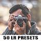 50 Must-Have Lightroom Presets