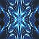 Vj Blue Lights Kaleido - VideoHive Item for Sale