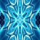 Vj Lights Blue Glowing Kaleido - VideoHive Item for Sale