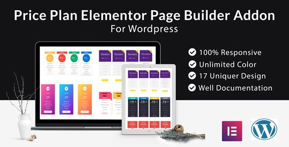 Pricing Plan - Elementor Page Builder Addon - For WordPress - CodeCanyon Item for Sale