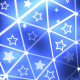 Stars White Flashing Neon - VideoHive Item for Sale