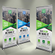 Corporate Roll Up Banner - GraphicRiver Item for Sale