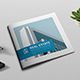 Square Realestate/Architecture Brochure - GraphicRiver Item for Sale