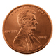 Isolated US penny - PhotoDune Item for Sale