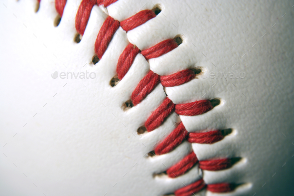 Baseball Macro - Stock Photo - Images