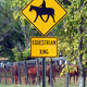 Horse Crossing Sign - PhotoDune Item for Sale