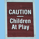 Children at play sign - PhotoDune Item for Sale