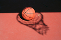 Basketball and net shadow - PhotoDune Item for Sale
