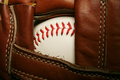 Baseball in a glove - PhotoDune Item for Sale