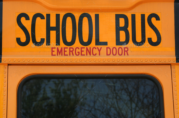 School Bus - Stock Photo - Images