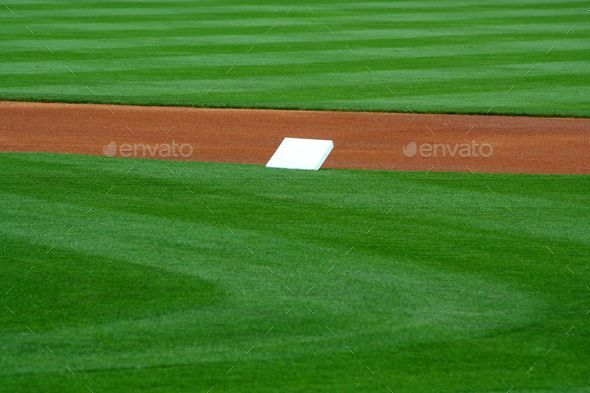 Pre-game Second Base - Stock Photo - Images