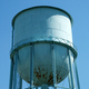 Blue Water Tower - PhotoDune Item for Sale