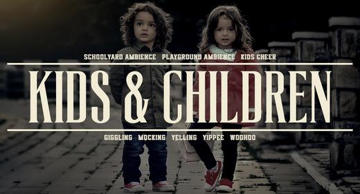 Kids And Children