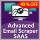 Advanced Email Scraper - SaaS Pack