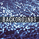 Blue Particles Abstract Backgrounds - VideoHive Item for Sale