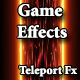 Game Effects Sprites Teleport Fx