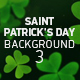 Saint Patrick's Day Background 3 - VideoHive Item for Sale