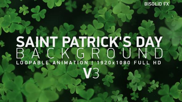 Saint Patrick S Day Background 3